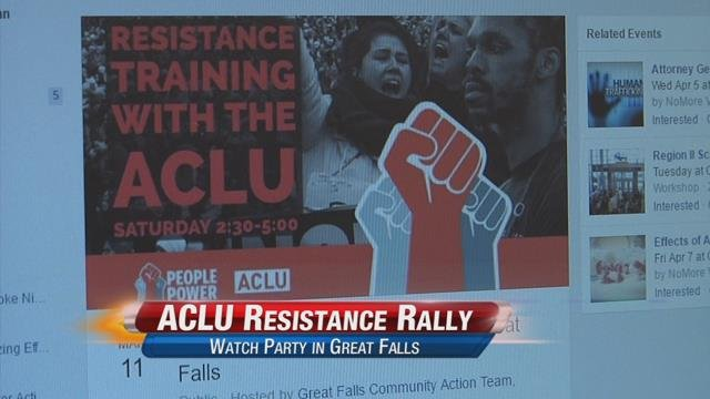 ACLU to teach anti-Trump 'resistance training'