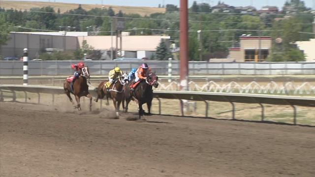 7/23: State Fair Horse Racing Highlights