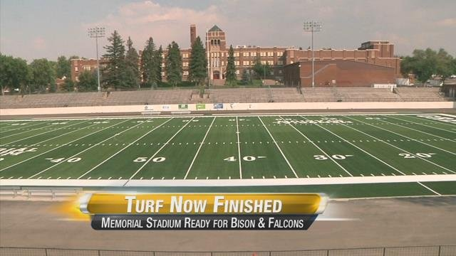 Memorial Stadium Ready for Great Falls High Home Opener