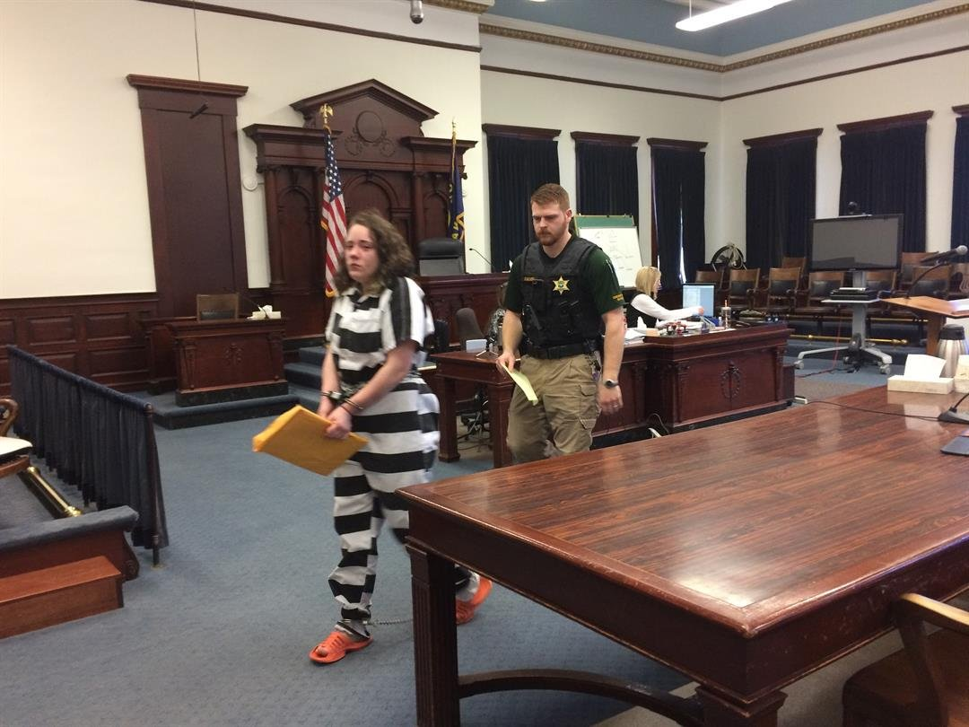 Brianna Coombs sentenced to 40 years