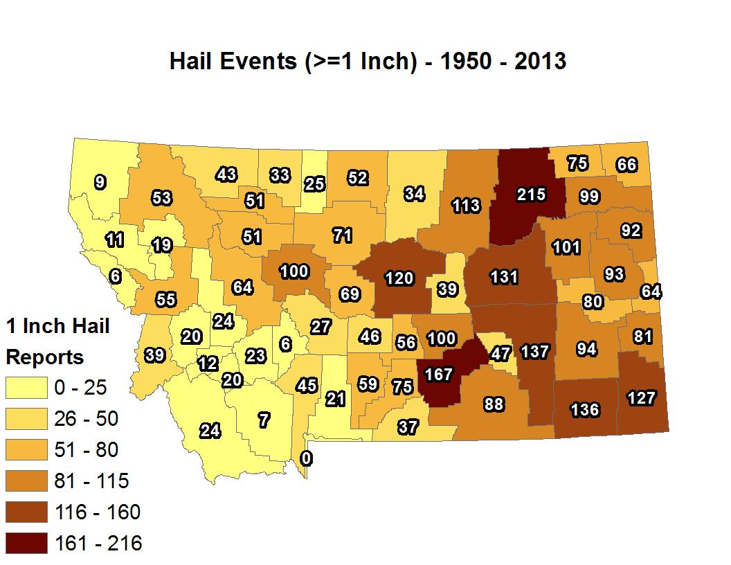 Montana Hail