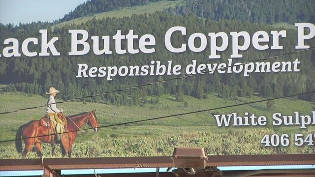 montana mines black singles Dust will be biggest air quality issue at proposed montana copper mine the montana department of environmental quality has issued a draft air quality permit for the black butte copper project near white sulphur springs check out this story on greatfallstribunecom:   .