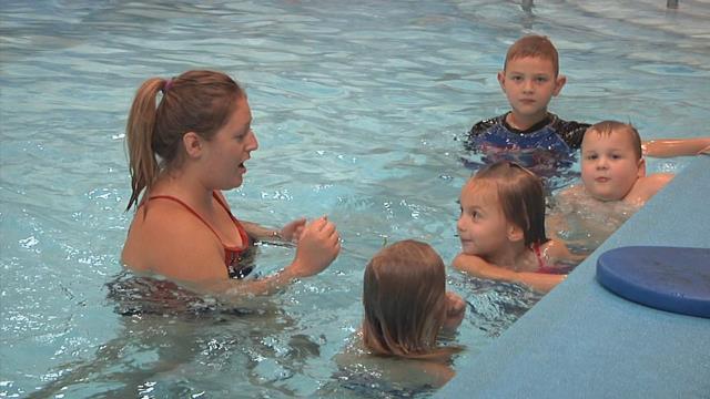 Morony Natatorium Offering Swim Lessons Nbc Right Now Kndo Kndu Tri Cities Yakima Wa