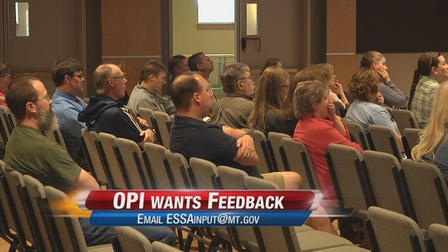 Office Of Public Instruction Looks For Your Input On Essa Kulr8