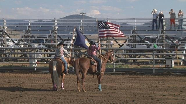 East Helena Valley Rodeo Hosts In County Night Abc Fox