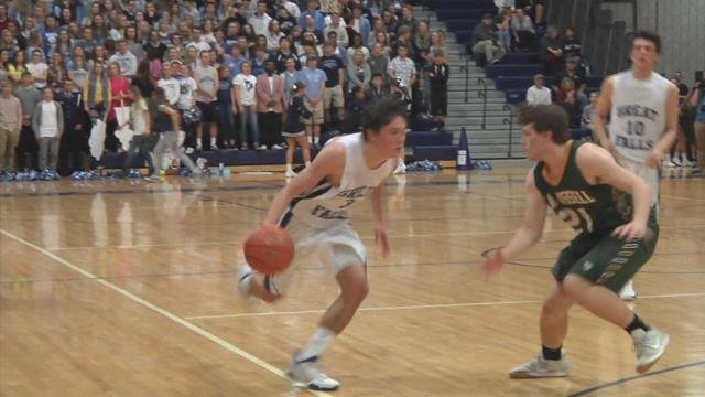 Bison trample rustlers in first crosstown boys matchup for Bison motors great falls