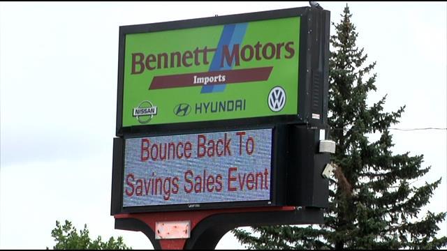 Bennett motors customer appreciation day news for Bennett motors great falls