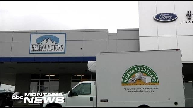 Helena Food Share And Helena Motors Fight Childhood Hunger