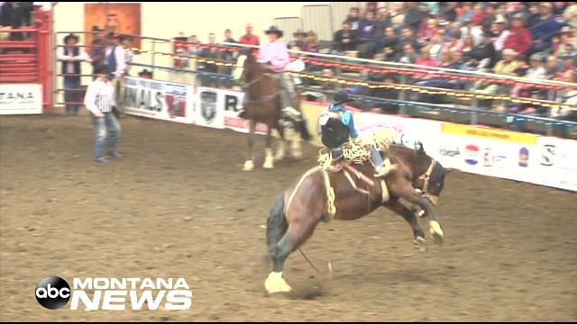 Montana Pro Rodeo Circuit Finals Results Kfbb Com News