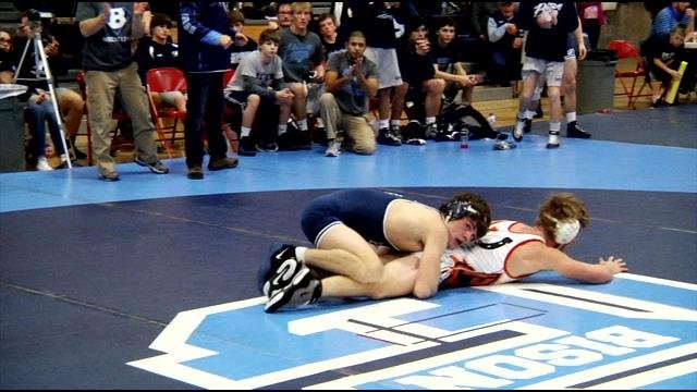 Class aa and a wrestling duals abc fox montana local for Bison motors great falls mt