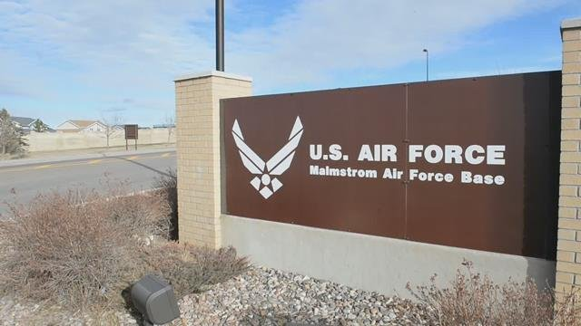 Malmstrom Air Force Base receives Omaha Trophy - KFBB.com ...